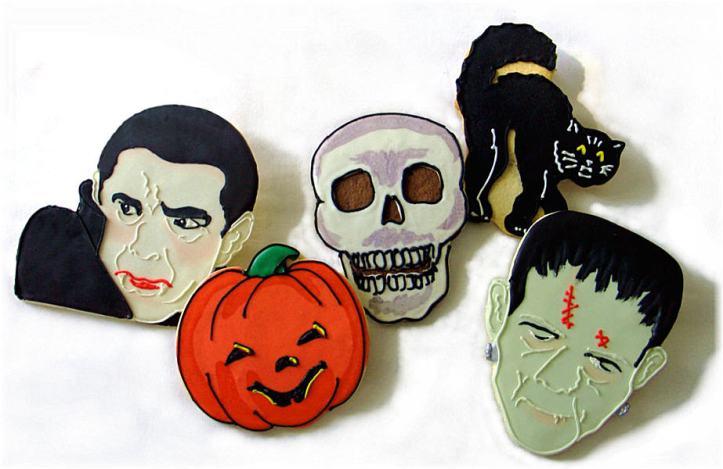 biscotti halloween 4