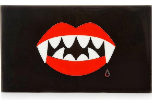 charlotte-olympia clutch vampiro halloween 2013