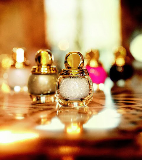 Dior-Golden-Winter-Collection-Holiday natale 2013