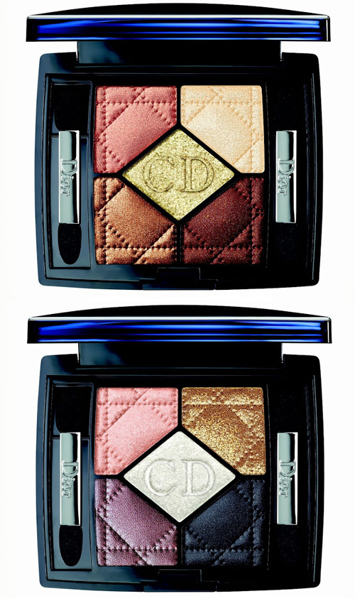 Dior-Golden-Winter-Collection natale palette 2
