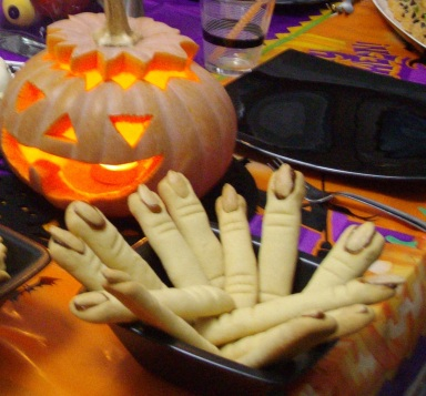 dita della strega