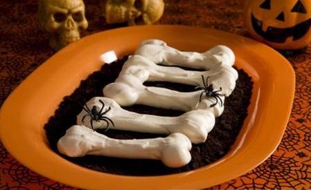 dolci ossa di morti
