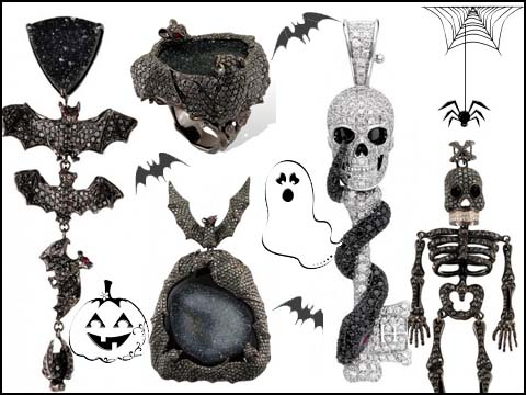 halloween 2013 accessori