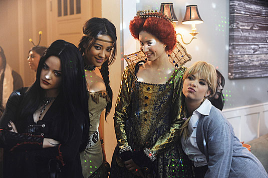 halloween 2013 costumi pretty little liars