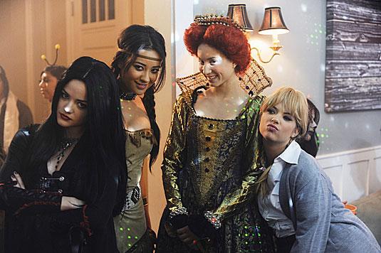 halloween 2013 costumi pretty little liars