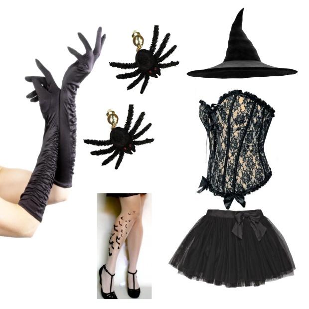halloween look 2013 4