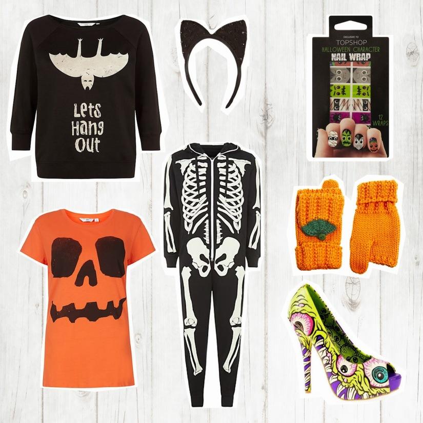 halloween look 2013