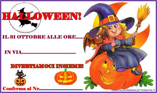 invito halloween 10