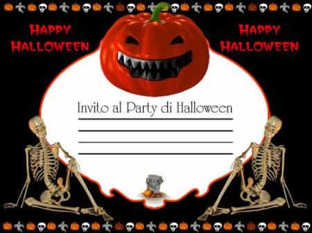 invito halloween 13