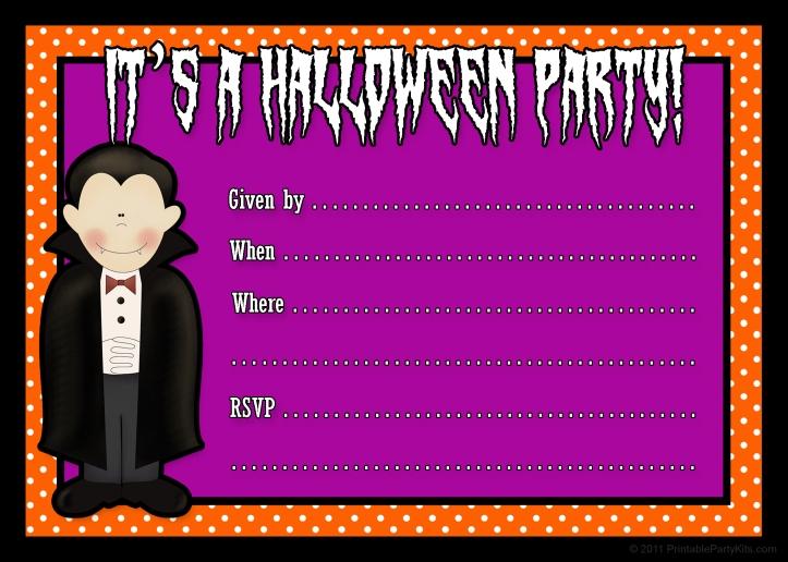 invito halloween 7