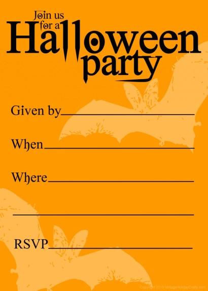 invito halloween 8