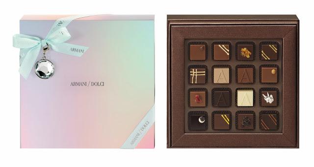Armani Dolci - Christmas Chocolates