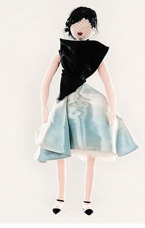 bambola dior unicef 2013