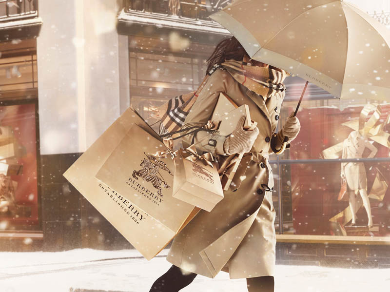burberry with love campagna natae 2013 2