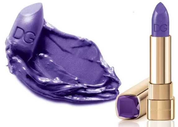 dolce e gabbana collezione natale 2013 lipstick ametista