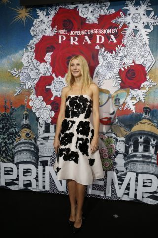 Gwyneth Paltrow_Prada_Printemps natale 2013