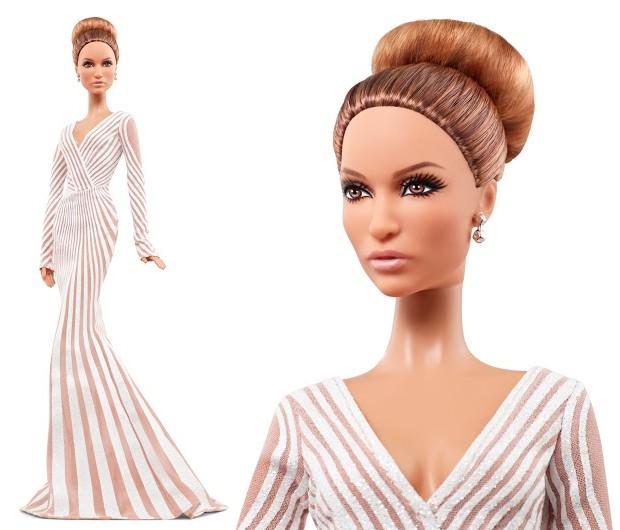 jennifer lopez barbie