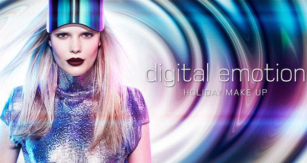 kiko digital emotion collezione natale 2013