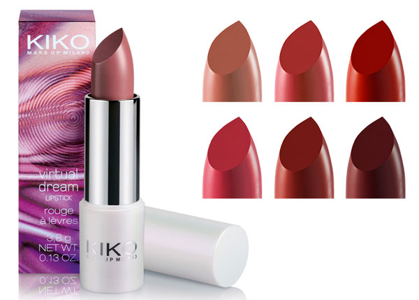 Kiko-Digital-Emotion dream lipstick