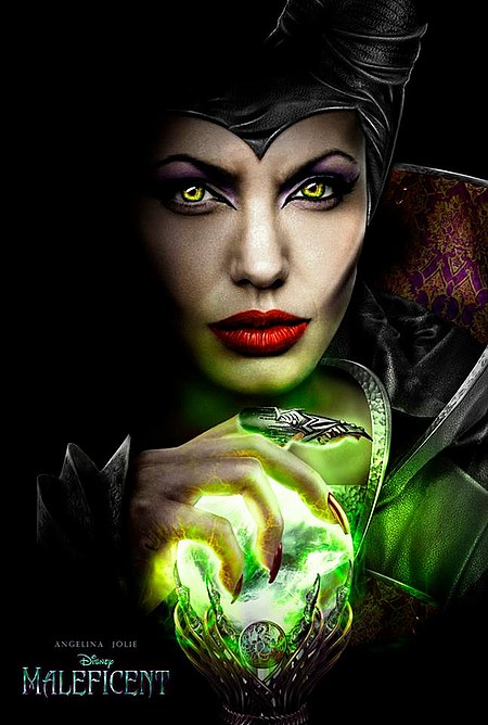 maleficent angeli jolie