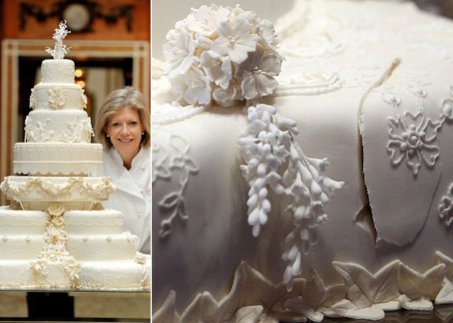 torta matrimonio william e kate