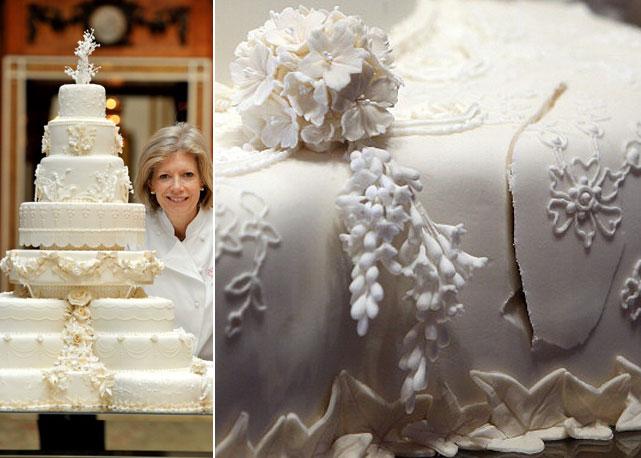 torta matrimonio william e kate