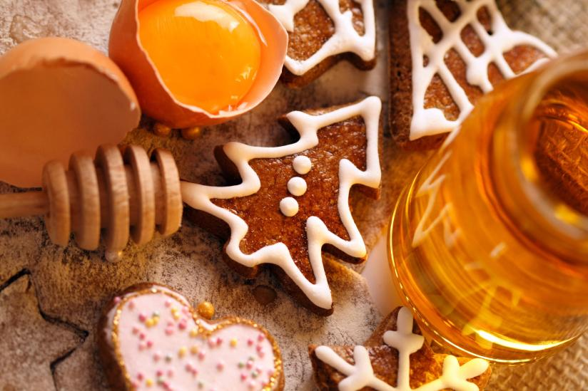 biscotti di natale al miele