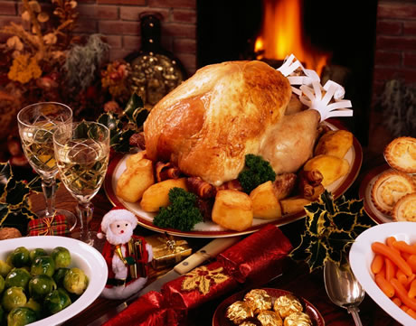 christmas-menu-roasted-turkey