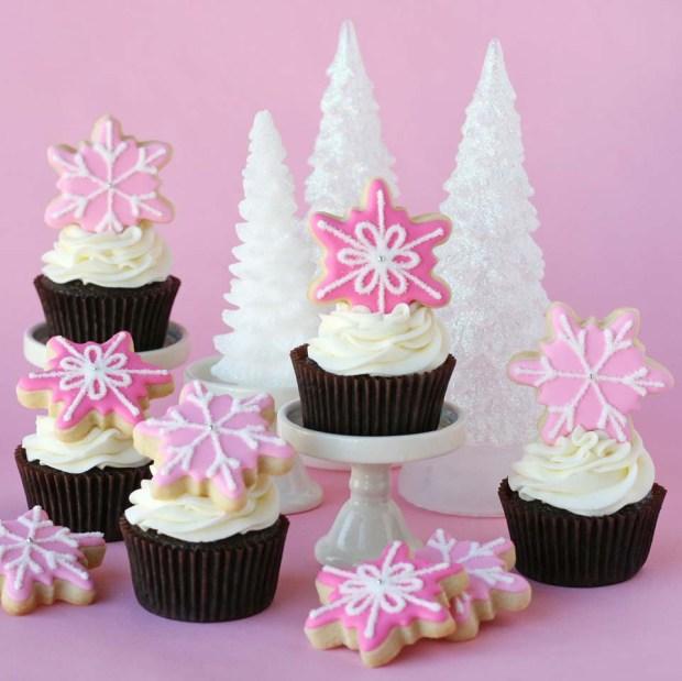 cupcake natale 2013