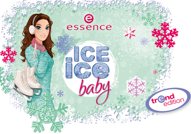 Essence Ice Ice Baby Collection-Spring-2014