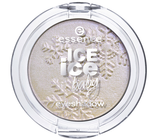 Essence Ice-Ice-Baby obretto argento