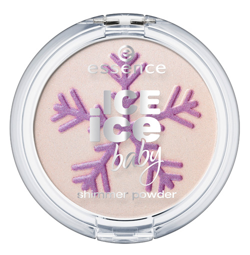 Essence Ice-Ice-Baby shimmer powder