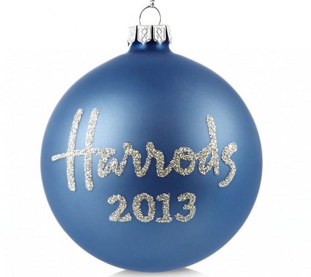 sfera blu harrods 2013
