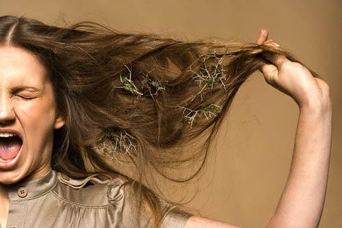 capelli crespi