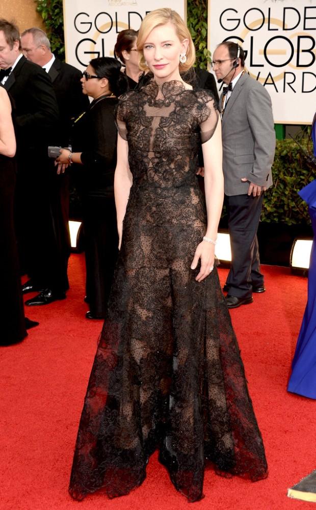.Cate-Blanchett golden globe 2014