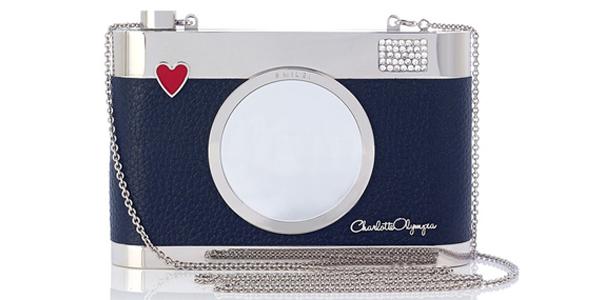 charlotte olympia camera clutch