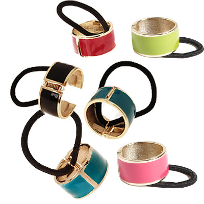 HAIR CUFFS COLOR