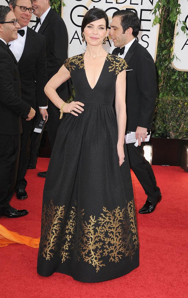 Julianna Margulies Golden Globes 2014