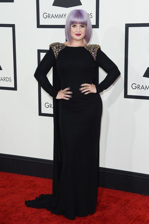 Kelly Osbourne grammys awards 2014