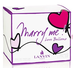 Lanvin Marry Me Love Balloons profumo 2014