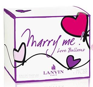 Lanvin Marry Me Love Balloons profumo 2014