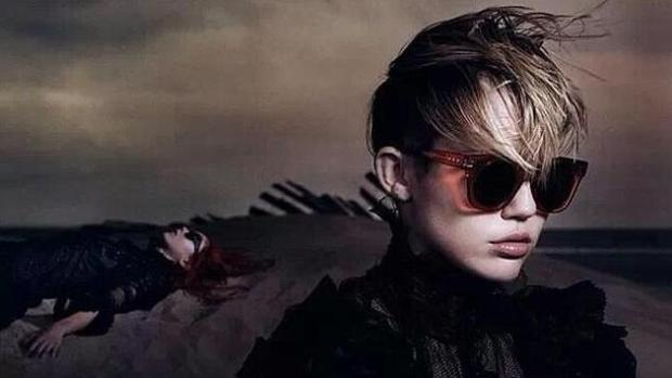Miley Cyros per Marc Jacobs 2014