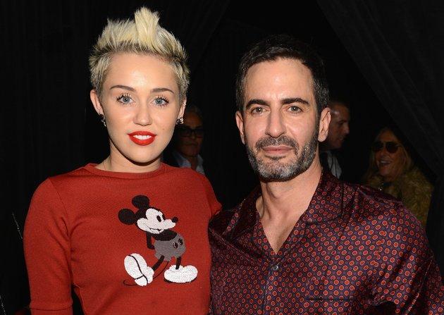 Miley Cyrus e Marc_Jacobs