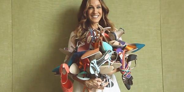 Sarah-Jessica-Parker shoes