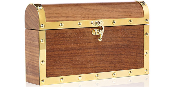 Treasure Chest Clutch charlotte olympia