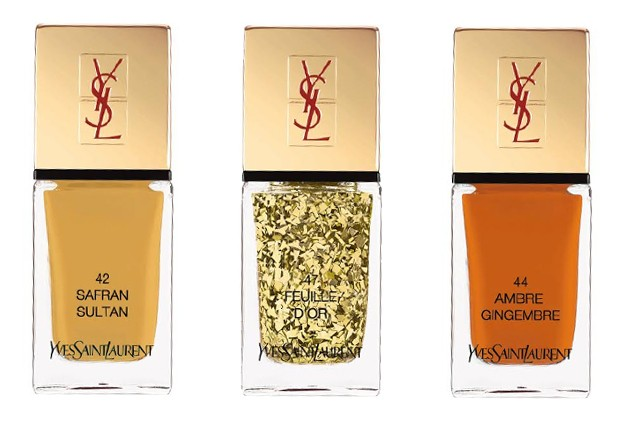 ysl spicy collection 2014