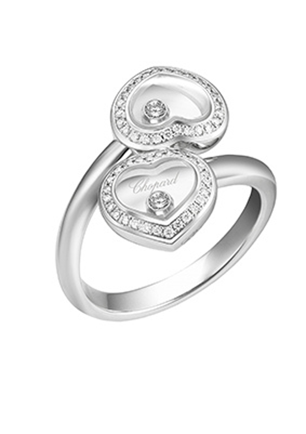 anello cuori chopard san valentino 2014