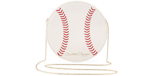 charlotte olympia clutch ball