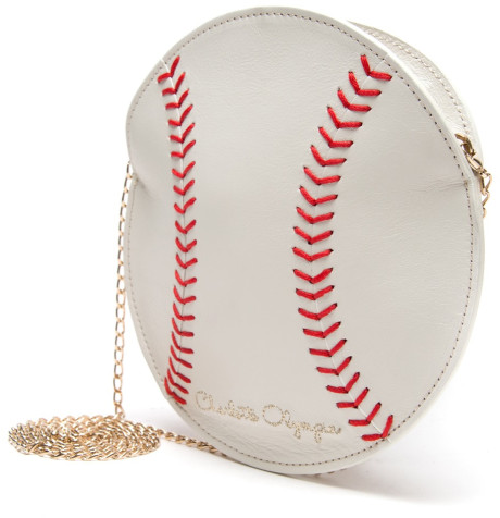 charlotte olympia clutch playball