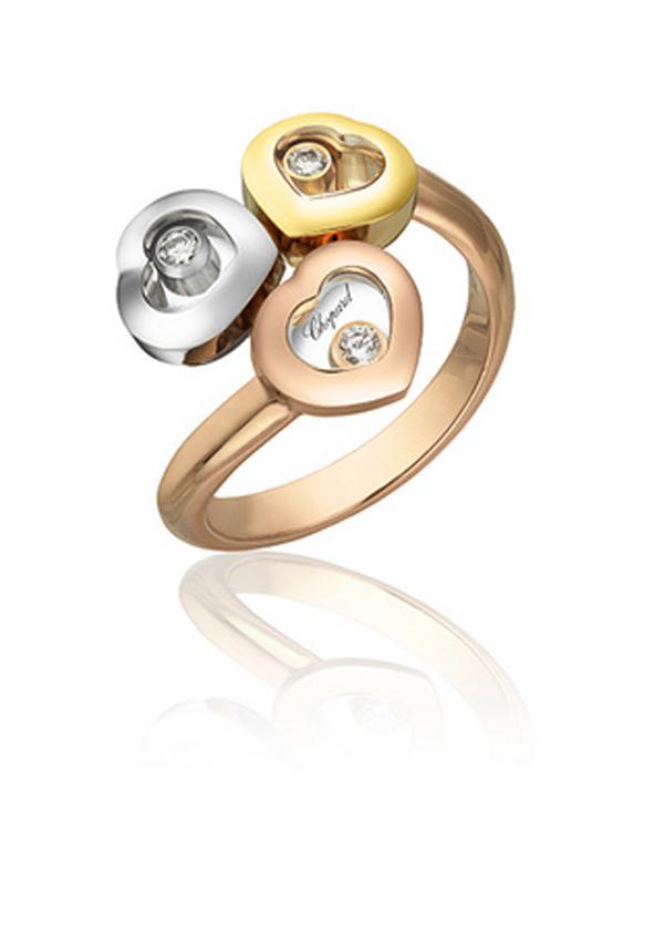 chopard anello bouquet di cuori san valentino 2014
